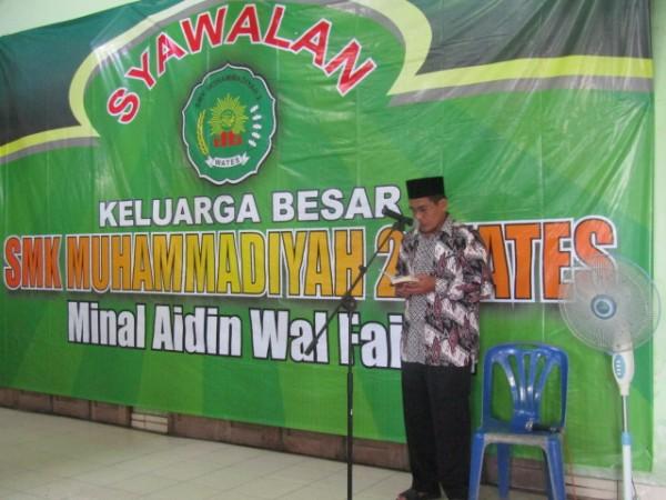 SYAWALAN SMK MUHAMMADIYAH 2 WATES